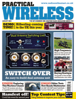 Practical Wireless AUGUST2021