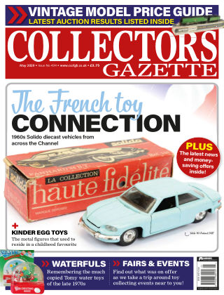 Collectors Gazette ISSUE434MAY2020