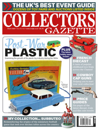Collectors Gazette ISSUE432MARCH2020