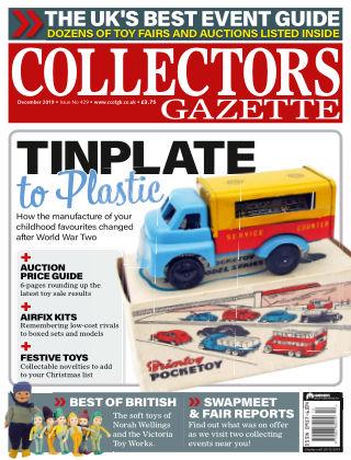 Collectors Gazette ISSUE429DECEMBER2019
