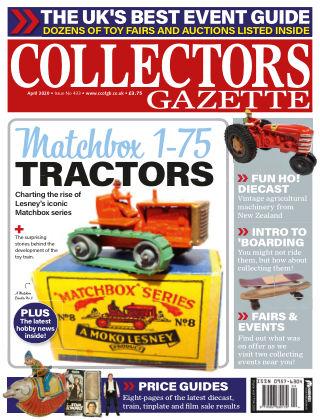 Collectors Gazette ISSUE433APRIL2020