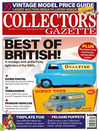 Collectors Gazette ISSUE435JUNE2020
