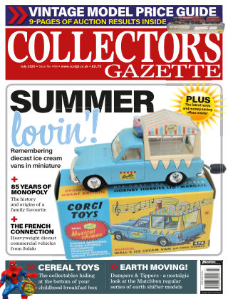Collectors Gazette ISSUE436JULY2020