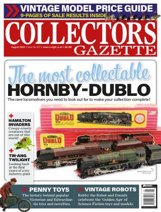 Collectors Gazette ISSUE437AUG2020