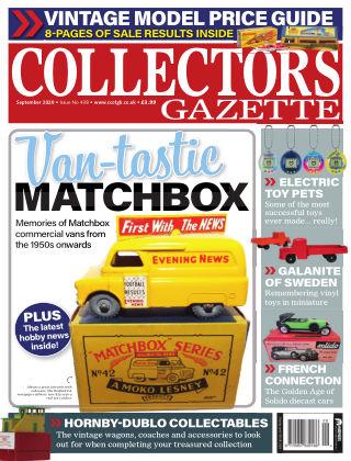 Collectors Gazette ISSUE438SEPT2020