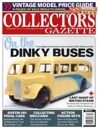 Collectors Gazette ISSUE439OCTOBER2020