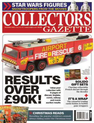 Collectors Gazette ISSUE441DECEMBER2020