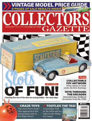 Collectors Gazette ISSUE443FEBRUARY2021
