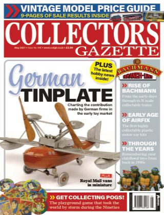 Collectors Gazette ISSUE446MAY2021