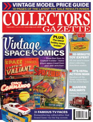 Collectors Gazette ISSUE449AUGUST2021