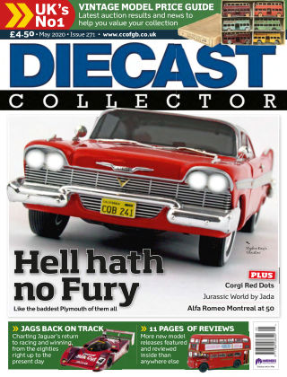 Diecast Collector ISSUE271MAY2020