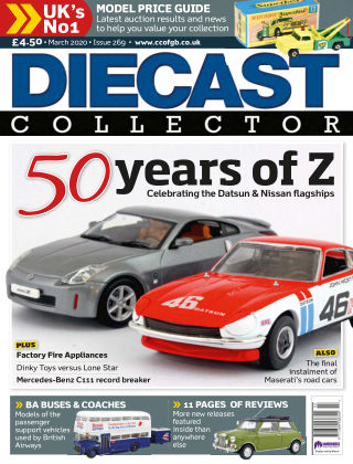 Diecast Collector ISSUE269MARCH2020