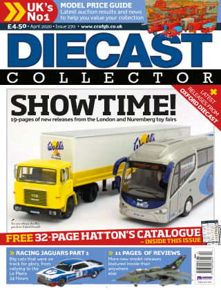 Diecast Collector ISSUE270APRIL2020