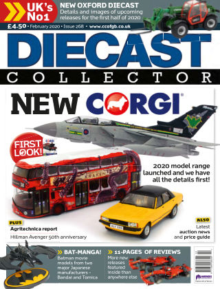 Diecast Collector ISSUE268FEBRUARY2020