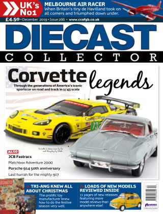 Diecast Collector ISSUE266DEC19