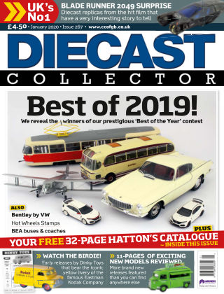 Diecast Collector ISSUE267JAN20