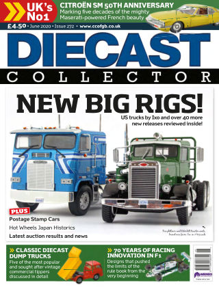 Diecast Collector ISSUE272JUNE2020
