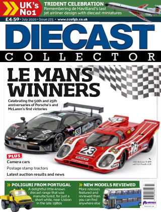 Diecast Collector ISSUE273JULY2020