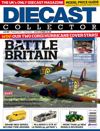 Diecast Collector ISSUE274AUGUST2020