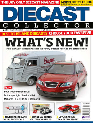 Diecast Collector ISSUE275SEPT2020