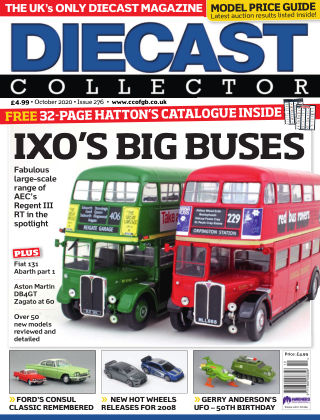 Diecast Collector ISSUE276OCTOBER2020