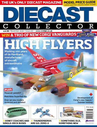 Diecast Collector ISSUE277NOVEMBER2020