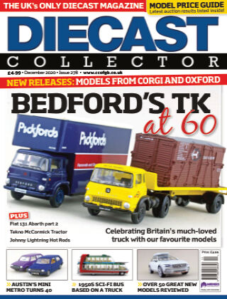 Diecast Collector ISSUE278DECEMBER2020