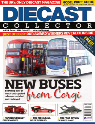 Diecast Collector ISSUE279JANUARY2021