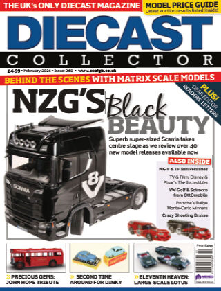 Diecast Collector ISSUE280FEBRUARY2021