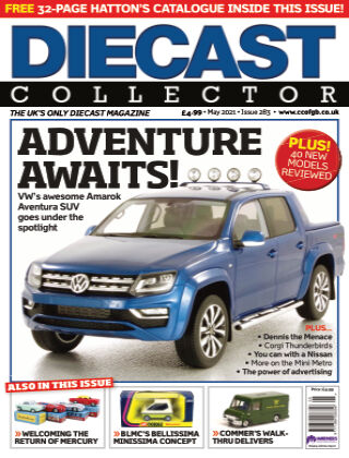 Diecast Collector ISSUE283MAY2021