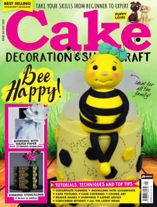 Cake Decoration & Sugarcraft May 2020