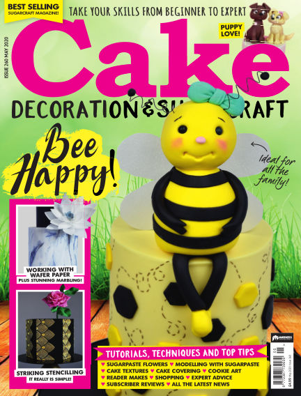 Cake Decoration & Sugarcraft May 02, 2020 00:00