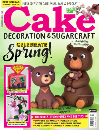 Cake Decoration & Sugarcraft March 2020
