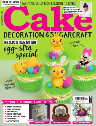 Cake Decoration & Sugarcraft April 2020