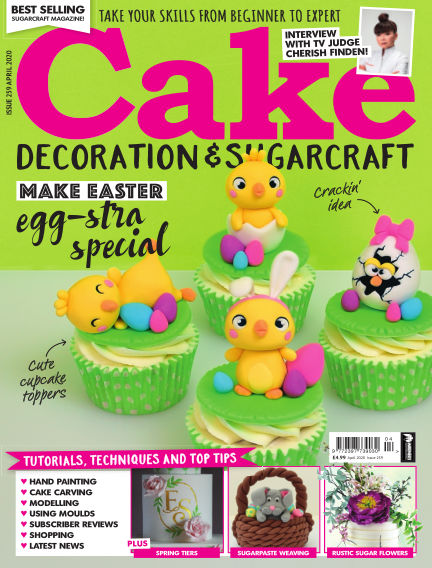 Cake Decoration & Sugarcraft March 19, 2020 00:00