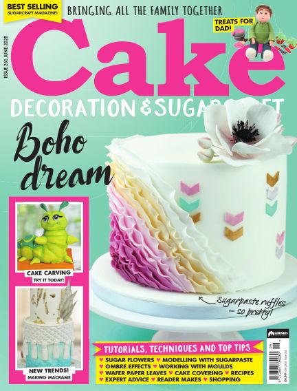 Cake Decoration & Sugarcraft May 21, 2020 00:00