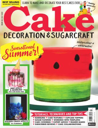 Cake Decoration & Sugarcraft July 2020