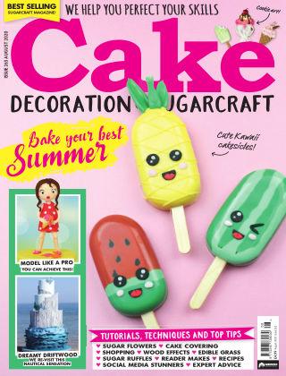 Cake Decoration & Sugarcraft August 2020