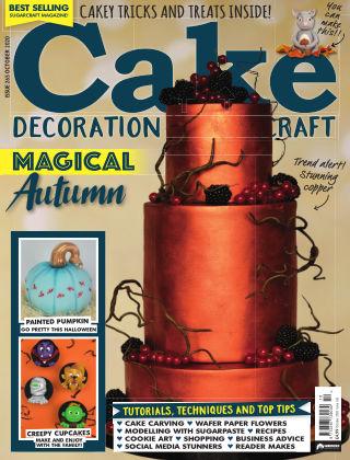 Cake Decoration & Sugarcraft October 2020