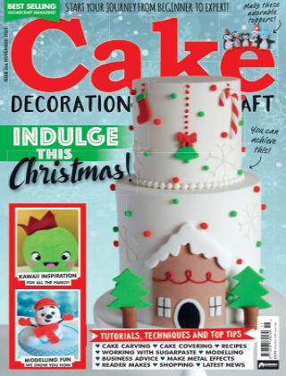 Cake Decoration & Sugarcraft November 2020