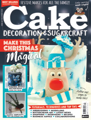 Cake Decoration & Sugarcraft December 2020