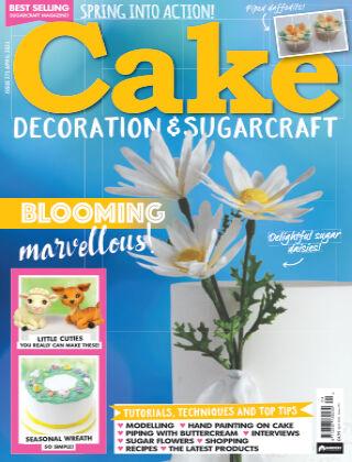 Cake Decoration & Sugarcraft April 2021