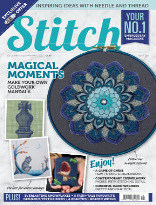 Stitch DecemberJanuary 2021