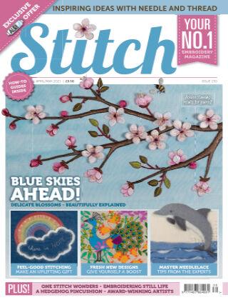 Stitch AprilMay 2021