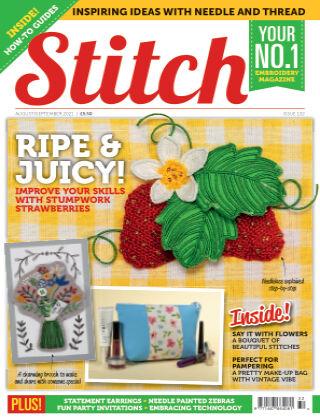 Stitch AugSept 2021