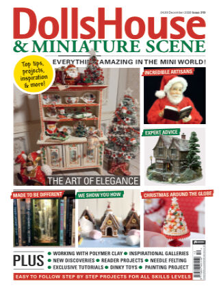 Dolls House & Miniature Scene December 2020