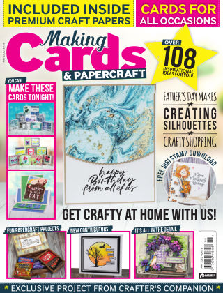 Making Cards & Papercraft May 2020