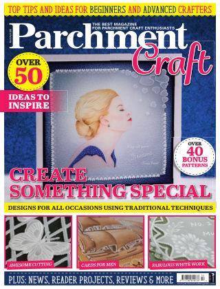 Parchment Craft MarchApril 2020