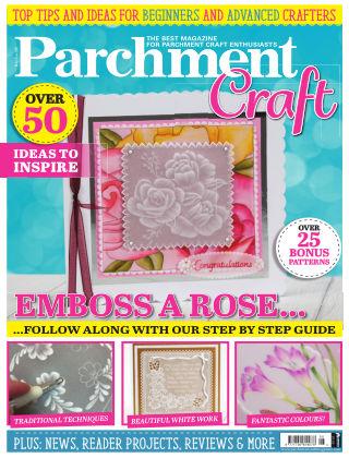 Parchment Craft MayJune 2020
