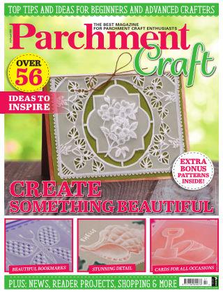Parchment Craft JulyAugust 2020
